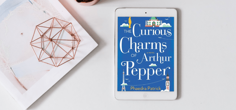 Book Review of Author Pepper