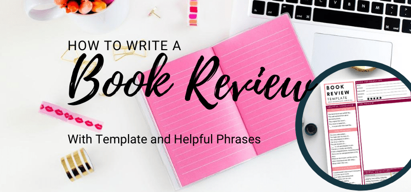How to Write a Book Review | OMG! Kaya Reads Blog