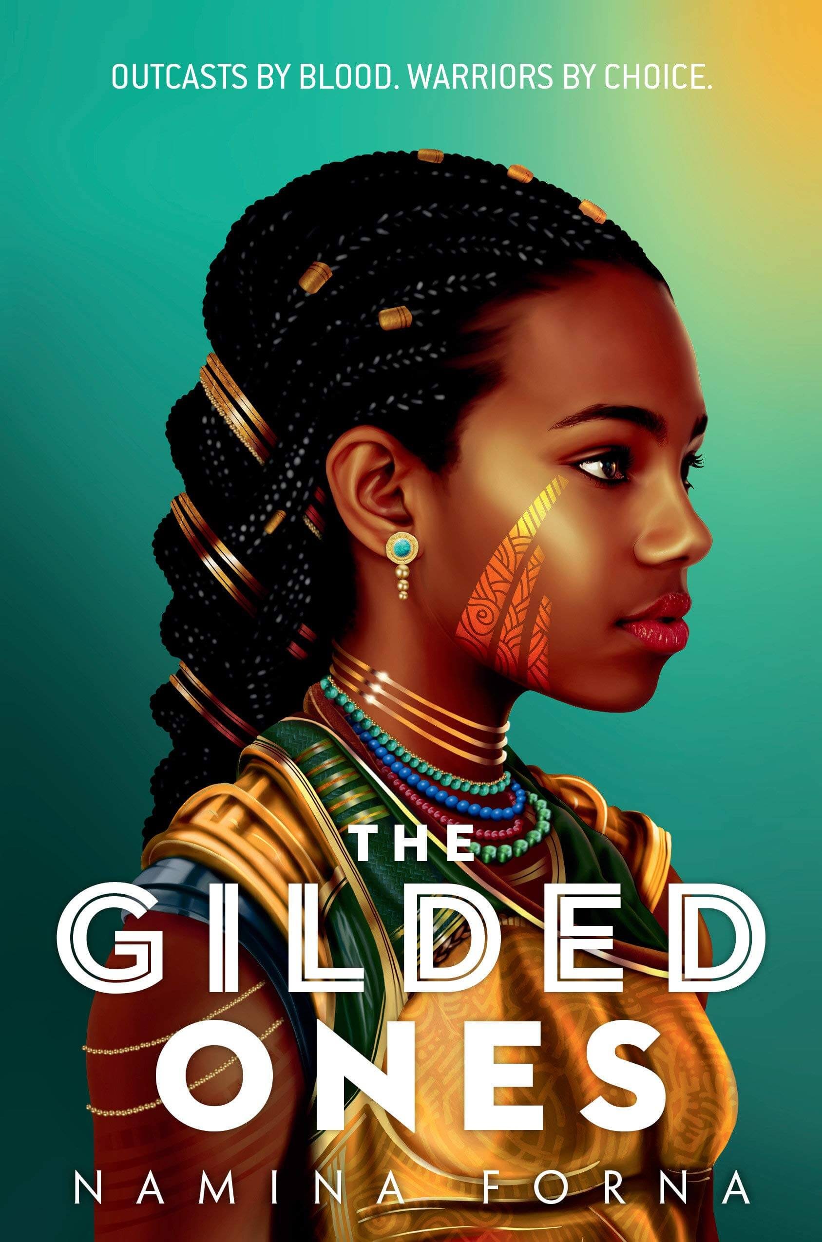 The Gilded Ones Book Cover